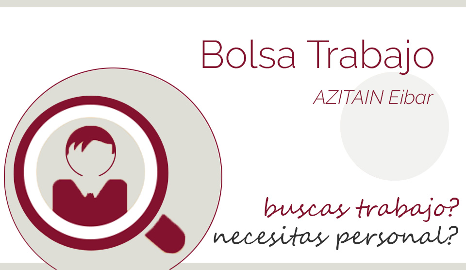 Bolsa-Trabajo Azitain