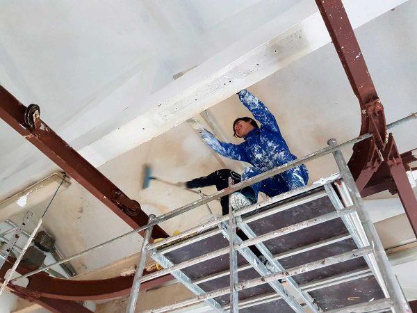 Etxebizitzeen Mantentze Lanak Zikloa · IMFPB Eibar