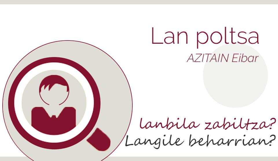 AZITAIN Lan-Poltsa